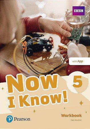 Now I Know! 5 - Workbook With App