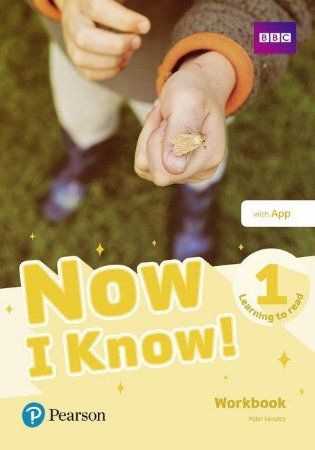 Now I Know! 1 - Workbook With App - Learning To Read