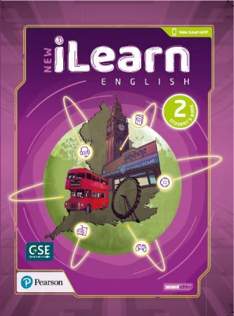 New Ilearn - Level 2 - Student'S Book And Workbook