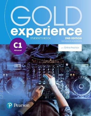 Gold Experience C1 - Student'S Book With Online Practice