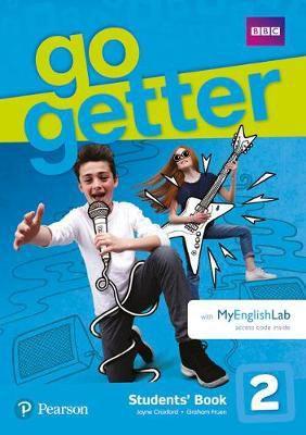 Gogetter 2 - Students' Book With Myenglishlab