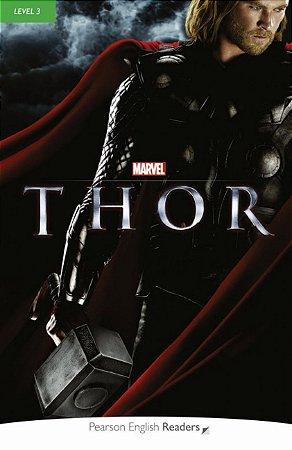Marvel'S Thor - Level 3 - Book + Mp3 Pack