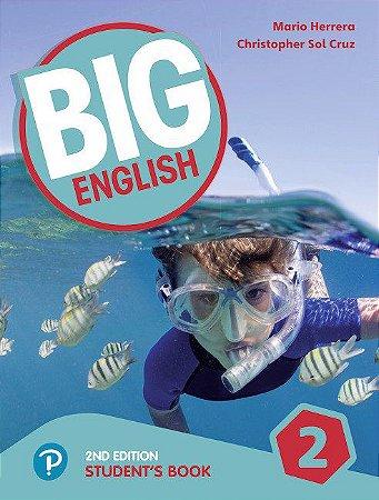 Big English 2 - Student'S Book - American Edition