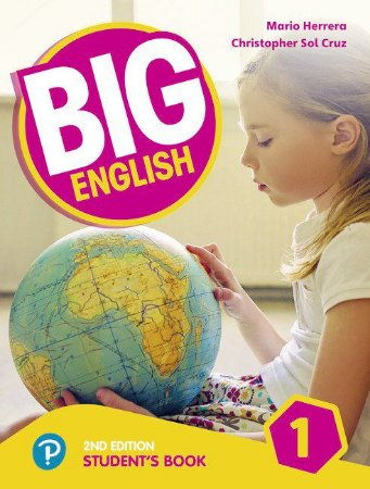 Big English 1 - Student'S Book - American Edition