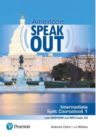 Speakout - American - Intermediate - Split Coursebook 1 With Dvd-Rom And Mp3 Audio Cd