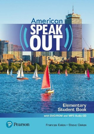 Speakout - American - Elementary - Student Book With Dvd-Rom And Mp3 Audio Cd
