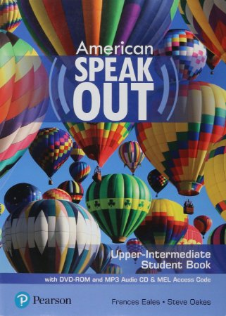 Speakout - American - Upper-Intermediate - Student Book With Dvd-Rom And Mp3 Audio Cd & Mel Access Code
