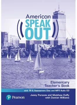 Speakout - American - Elementary - Teacher'S Book With Tr & Assessment Cd & Mp3 Audio Cd