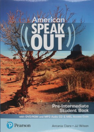 Speakout - American - Pre-Intermediate - Student Book With Dvd-Rom And Mp3 Audio Cd & Mel Access Code