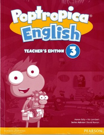 Poptropica English 3 - Teacher'S Edition - American Edition - Online World Access Card Pack