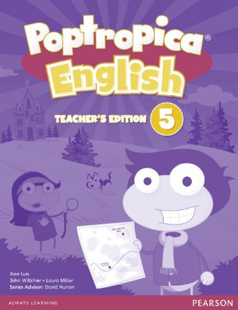 Poptropica English 5 - Teacher'S Edition - American Edition - Online World Access Card Pack