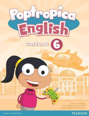 Poptropica English 6 - Workbook - American Edition