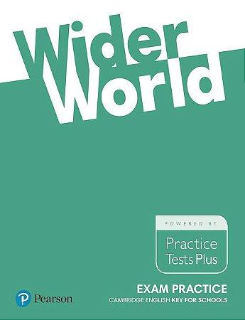 Wider World - Exam Practice - Cambridge English - Key For Schools