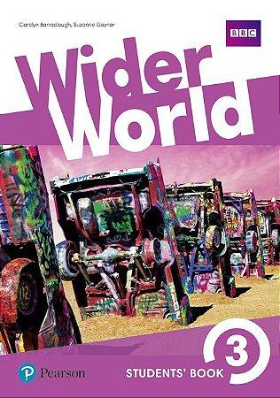 Wider World 3 - Students' Book