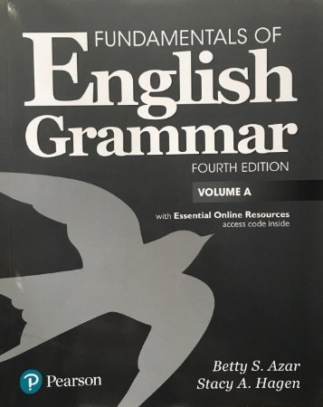 Fundamentals Of English Grammar - Student Book A With Essential Online Resources