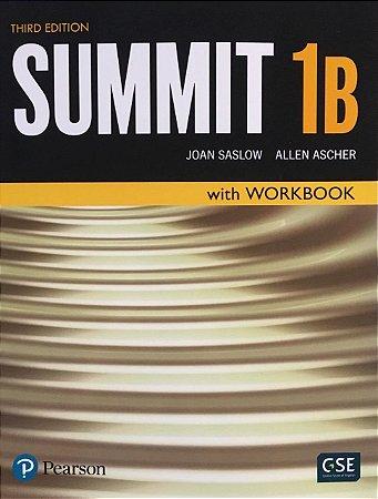 Summit 1B - Student Book With Workbook
