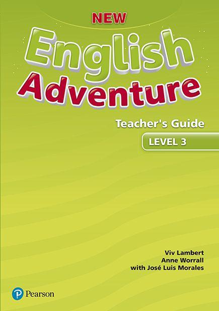 New English Adventure 3 - Teacher'S Guide