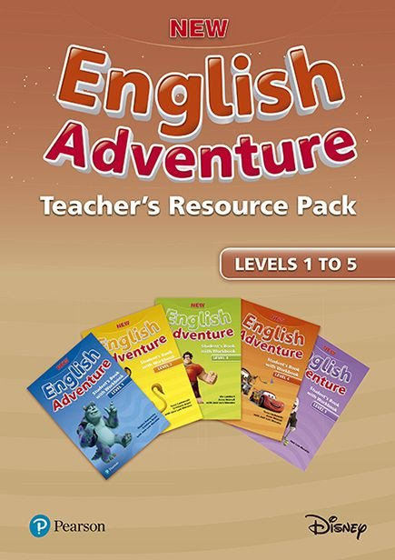 New English Adventure - Teacher'S Resource Pack - Levels 1 To 5