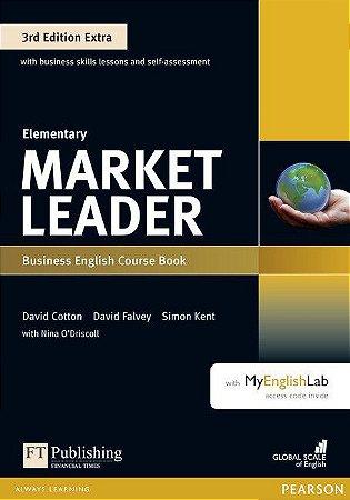 Market Leader - Elementary With Myenglishlab - Business English Course Book