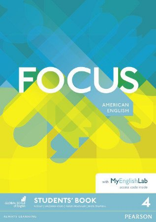 Focus 4 - Students' Book With Myenglishlab