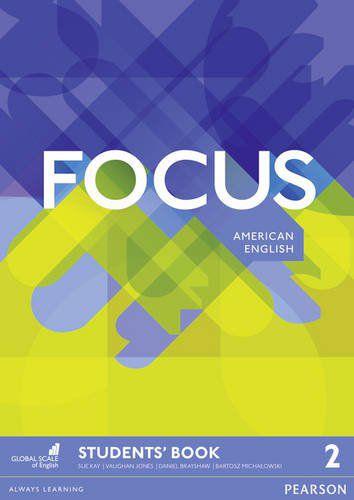 Focus 2 - Students' Book