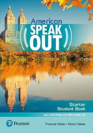 Speakout - American - Starter - Student Book With Dvd-Rom And Mp3 Audio Cd
