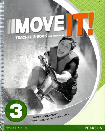 MoveIt! 3 - Teacher'S Book With Multi-Rom