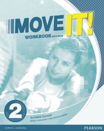 MoveIt! 2 - Workbook With Mp3S