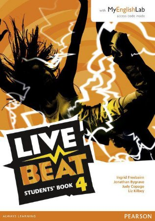 Live Beat 4 - Students' Book With Myenglishlab Pack