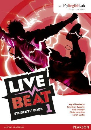 Live Beat 1 - Students' Book With Myenglishlab Pack