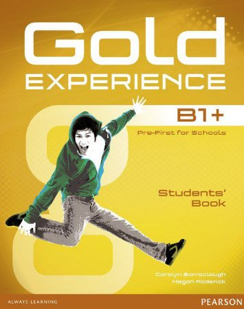 Gold Experience B1+ - Students' Book With Dvd-Rom Pack