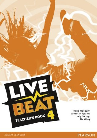 Live Beat 4 - Teacher'S Book