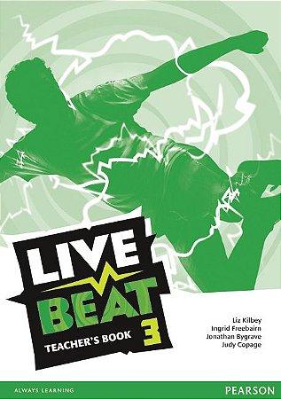 Live Beat 3 - Teacher'S Book