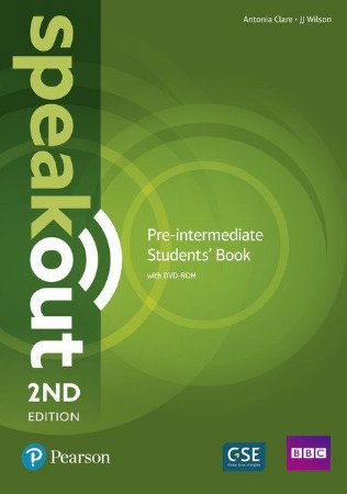 Speakout - Pre-Intermediate - Students' Book With Dvd-Rom Pack