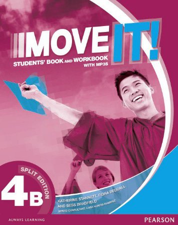 Move It! 4B - Students' Book And Workbook With Mp3S