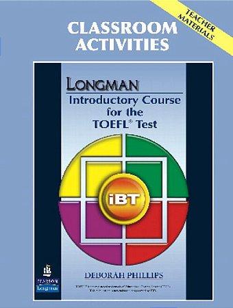 Longman Introductory Course For The Toefl Test - Classroom Activities - Teacher Materials