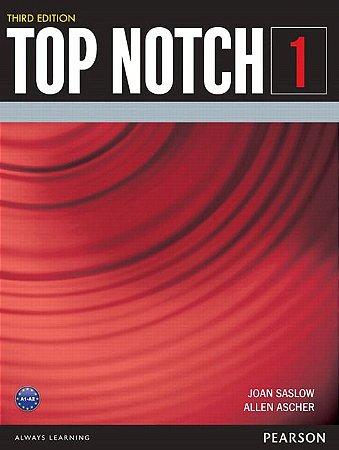 Top Notch 1 - Student Book