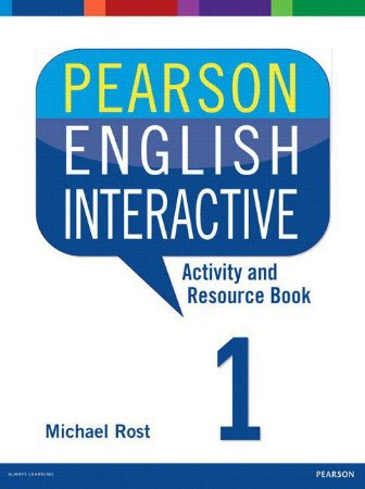 Pearson English Interactive 1 - Activity And Resource Book