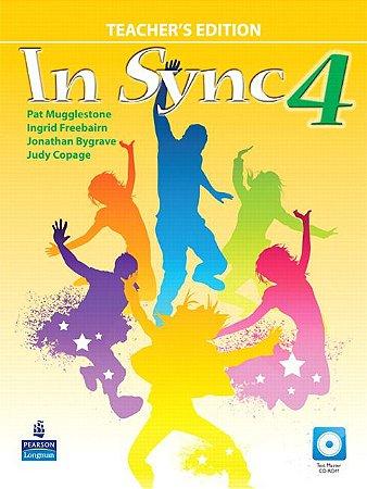 In Sync 4 - Teacher'S Edition A & B