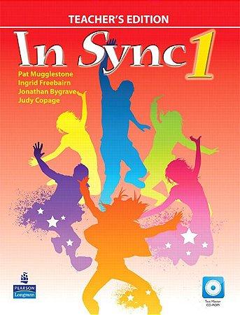 In Sync 1 - Teacher'S Edition