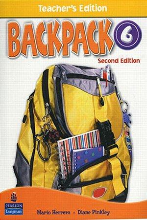 Backpack 6 - Teacher'S Edition