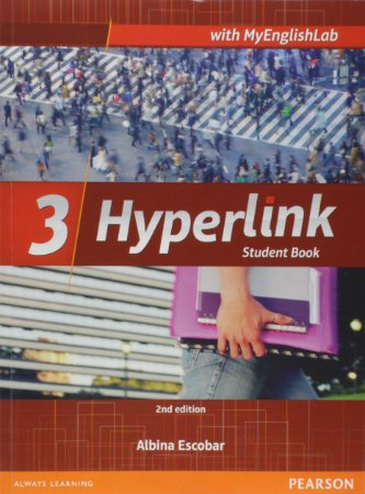 Hyperlink 3 - Student Book + Myenglishlab + Free Access To Etext