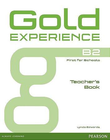 Gold Experience B2 - Teacher'S Book