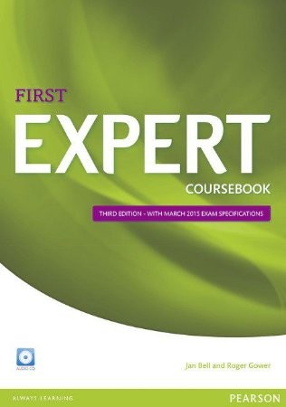 Expert - First - Coursebook With March 2015 Exam Specifications