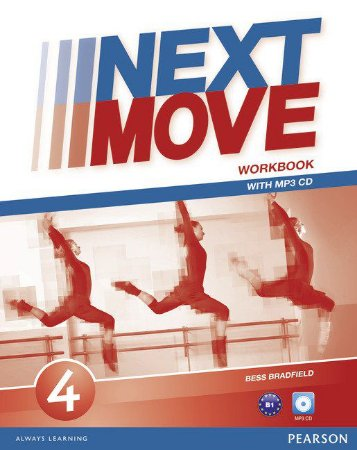 Next Move 4 - Workbook With Mp3 Cd