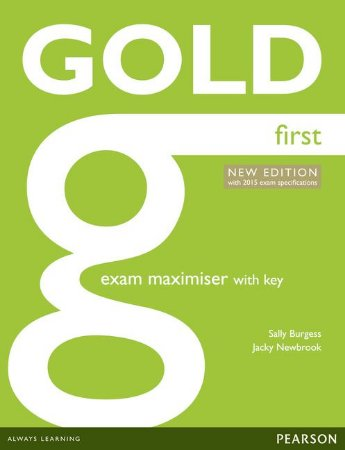 Gold - First - Exam Maximiser With Key