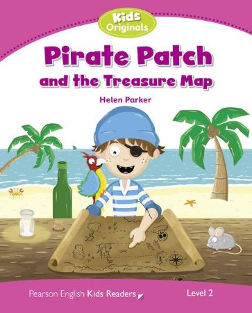 Pirate Patch And The Treasure Map - Level 2