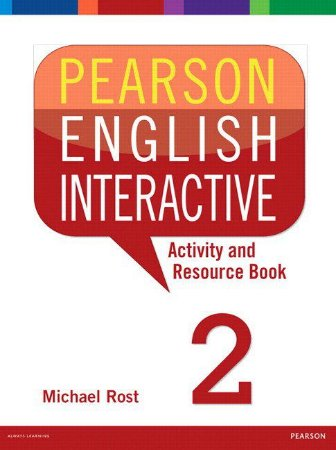 Pearson English Interactive 2 - Activity And Resource Book