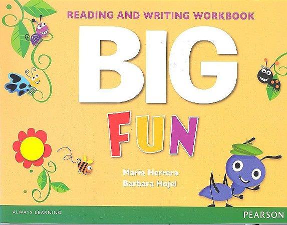 Big Fun - Reading And Writing - Workbook
