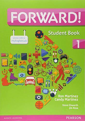 Forward! 1 - Student Book + Workbook + Multi-Rom + Myenglishlab + Free Access To Etext